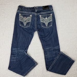 Vigoss The New York Boot Cut Jeans